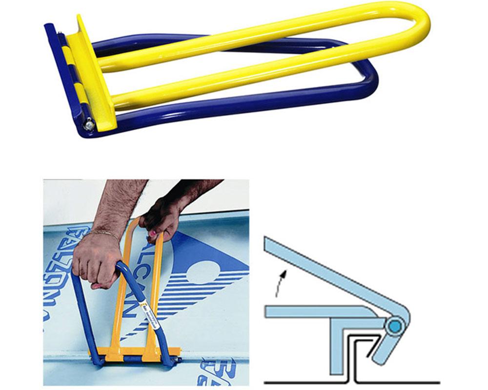 Инструмент для фальцевой крыши сделать своими руками 32